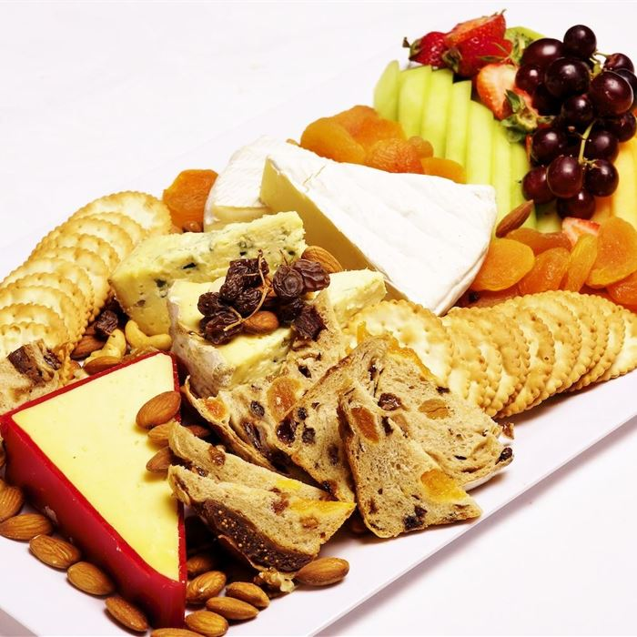 how to make a cheese and fruit platter